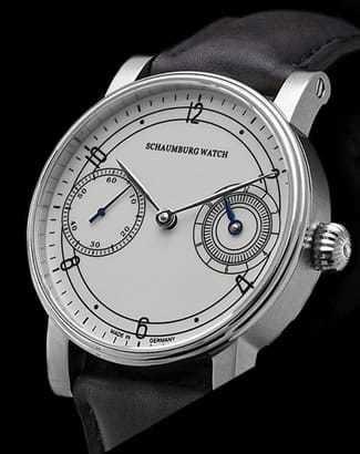 Schaumburg Watch Traveller 40s