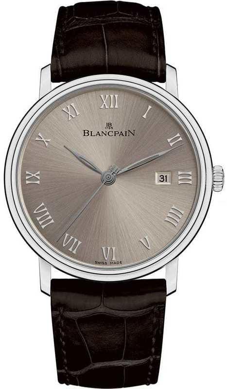 Blancpain Ultra Slim Silicon Balance Spring 6651-1504-55