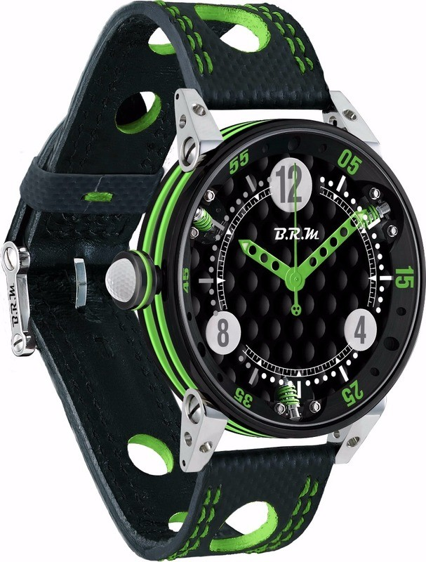 BRM 6-44 Golf Black Dial