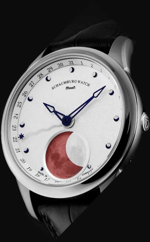 Schaumburg Watch Blood Moon One