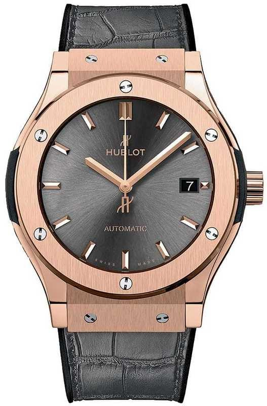 Hublot Classic Fusion King Gold Racing Grey 42mm