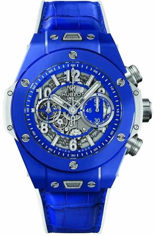 Hublot Big Bang Blue Limited Edition
