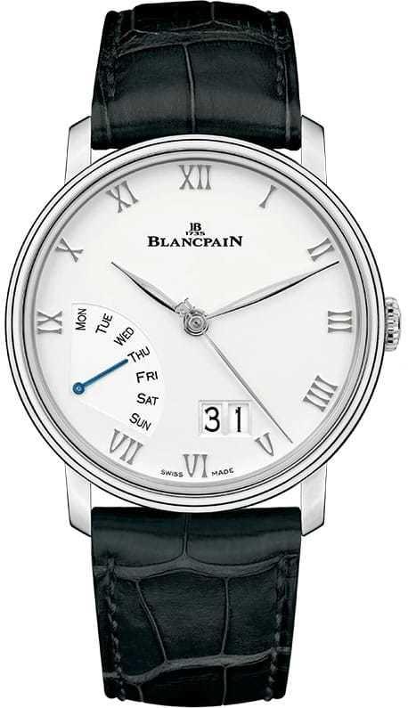 Blancpain Grande Date Jour Retrograde