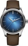 H. Moser & Cie Endeavour Centre Seconds Funky Blue