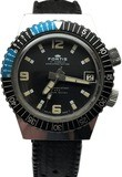 1970s Vintage Fortis 400 Mens Divers Watch