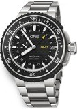Oris Prodiver GMT on Bracelet