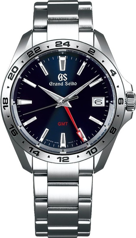 Grand Seiko Sports GMT SBGN005