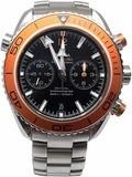 Omega Planet Ocean 600M Rare Orange Bezel 232.30.46.51.01.002