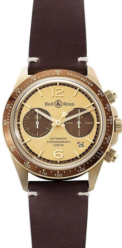 Bell & Ross V2-94 Bellytanker El Mirage