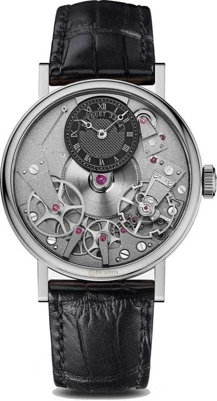 Breguet La Tradition Breguet 7027BB/G9/9V6