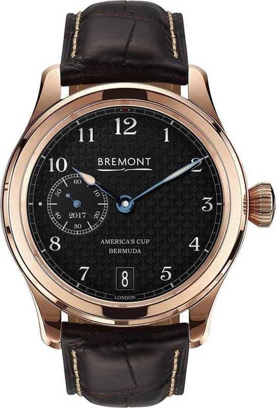 Bremont Americas Cup AC35