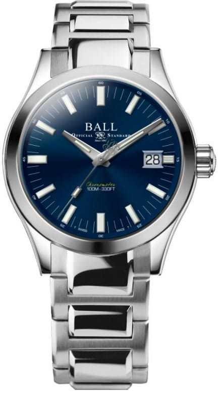 Ball Engineer M Marvelight Blue 40mm