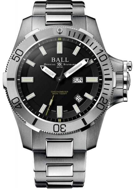 Ball Engineer Hydrocarbon Submarine Warfare