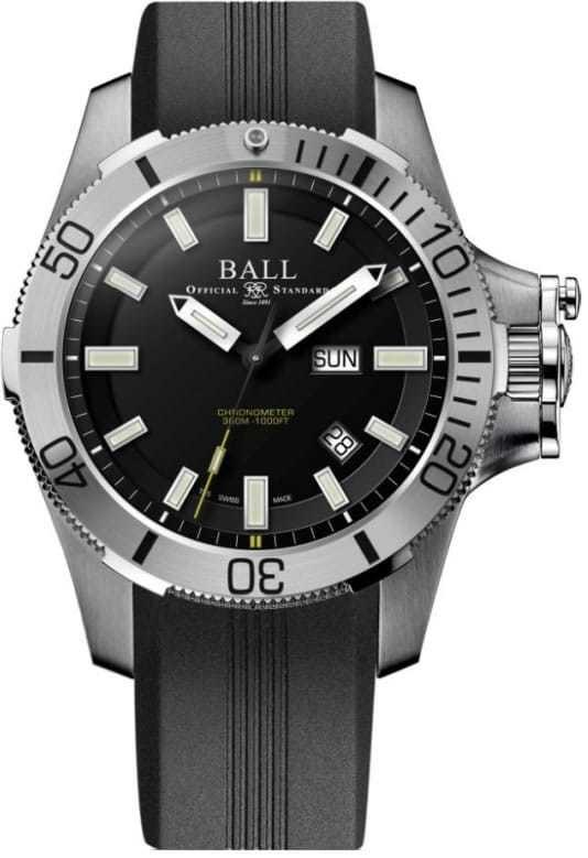 Ball Engineer Hydrocarbon Submarine Warfare on Strap