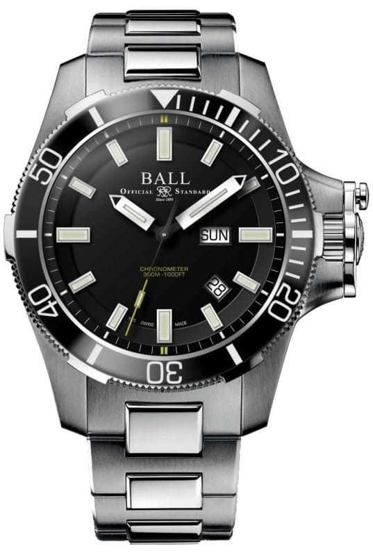 Ball Engineer Hydrocarbon Submarine Warfare Ceramic