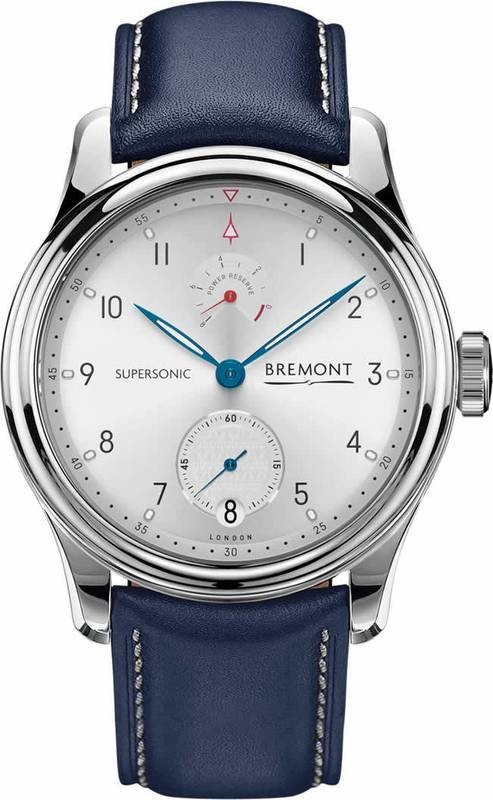 Bremont Supersonic Stainless Steel