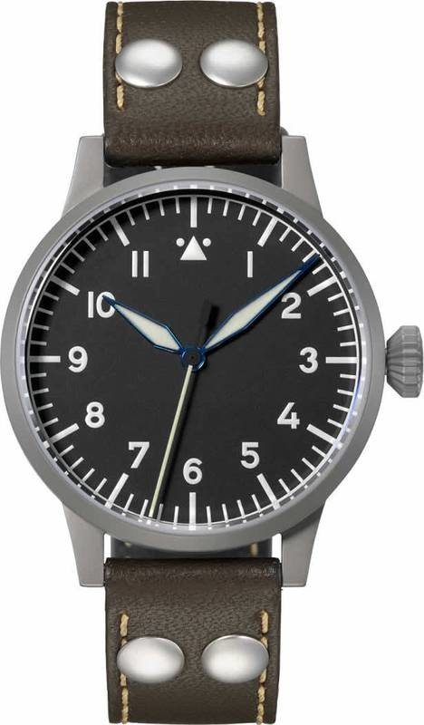 Laco Pilot Watch Original Heidelberg