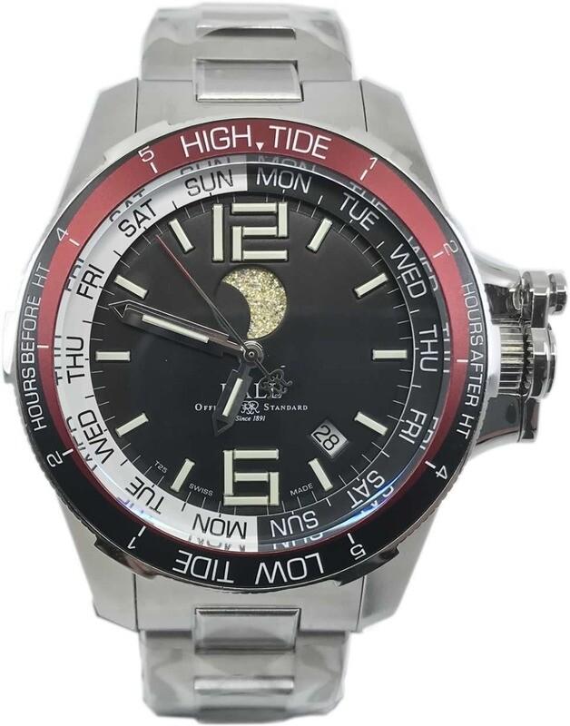 Ball Engineer Hydrocarbon Tide Watch DM3320C-SAJ-BK