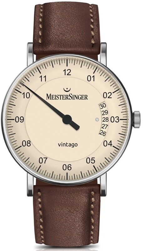 MeisterSinger Vintago Ivory