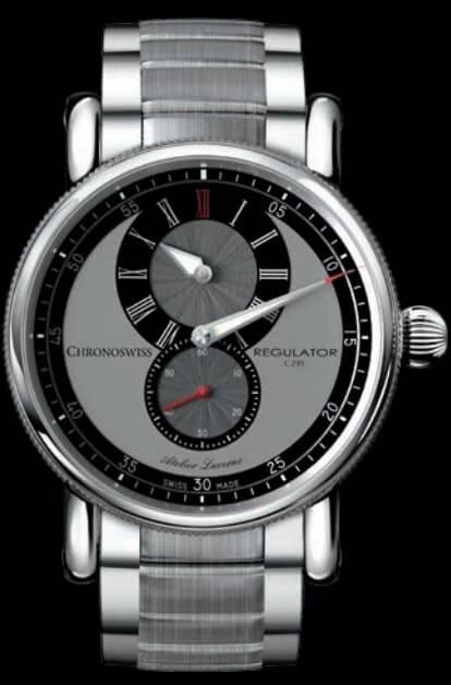 Chronoswiss Regulator Classic Black Dial