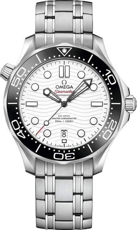 Omega Seamaster Diver 300m Master Chronometer 42mm
