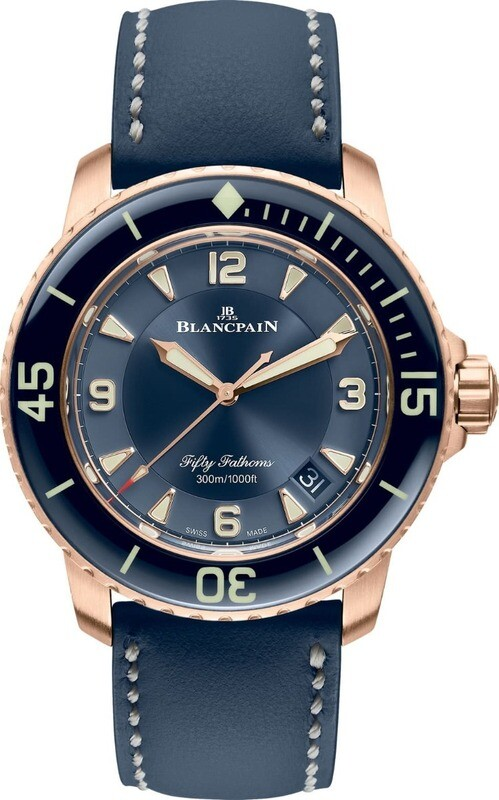 Blancpain Fifty Fathoms Automatic Ceramic