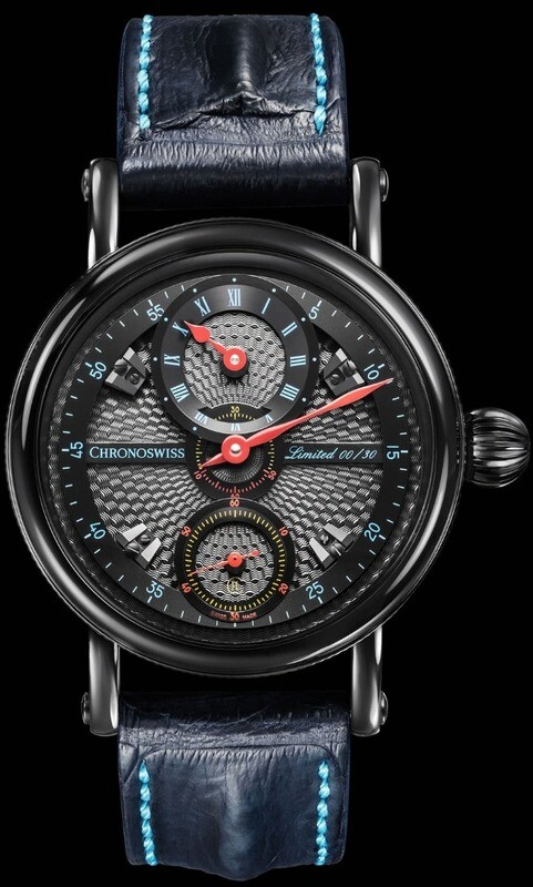 Chronoswiss Flying Grand Regulator limited Edition DLC