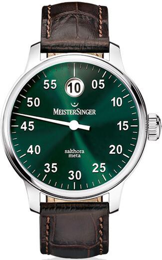 MeisterSinger Salthora Meta Green SAM909