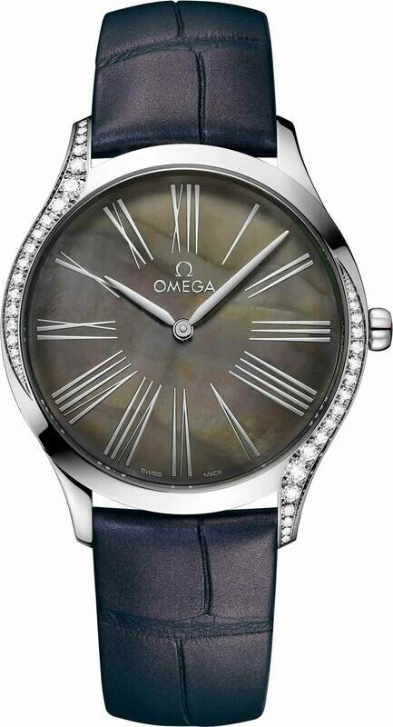 Omega De Ville Tresor Steel Quartz 36mm
