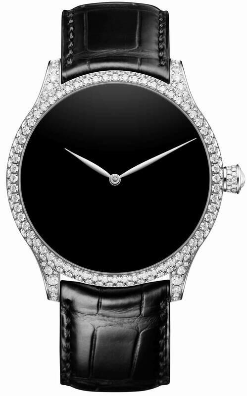 H. Moser & Cie Venturer Concept Vantablack Diamonds
