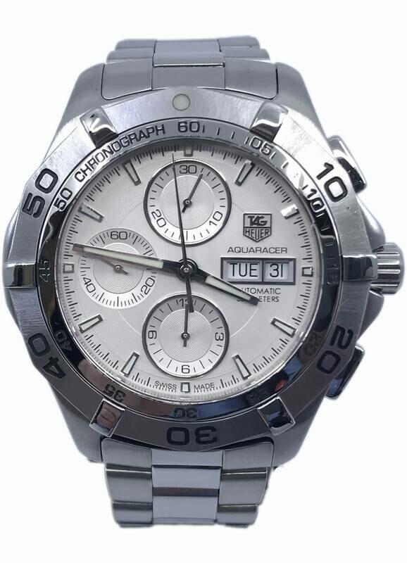 Tag Heuer Aquaracer CAF2110 Automatic Chronograph