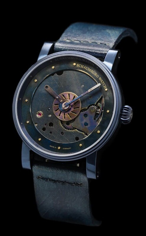 Schaumburg Watch Steampunk II