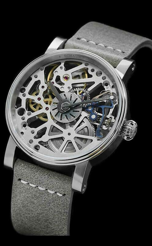 Schaumburg Watch Craftsman