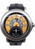 Gerald Genta Bi-Retro Sport Yellow Dial BSP.Y.80.264.CJ.BD