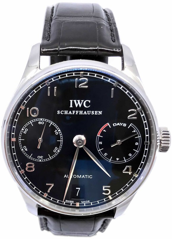 IWC Portuguese 7 Day Automatic IW5001.09
