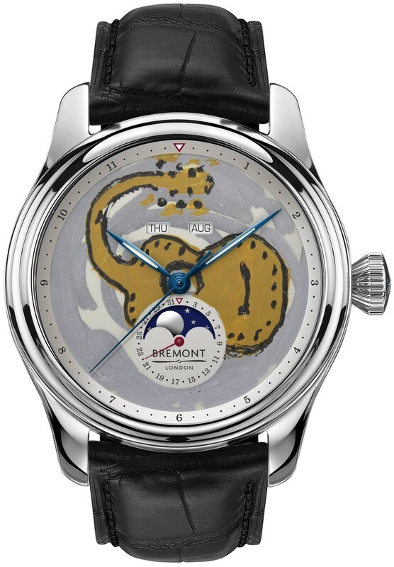 Bremont Ronnie Wood 1947 Some Neck