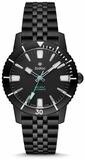 Zodiac Super Sea Wolf 53 Compression Automatic Black