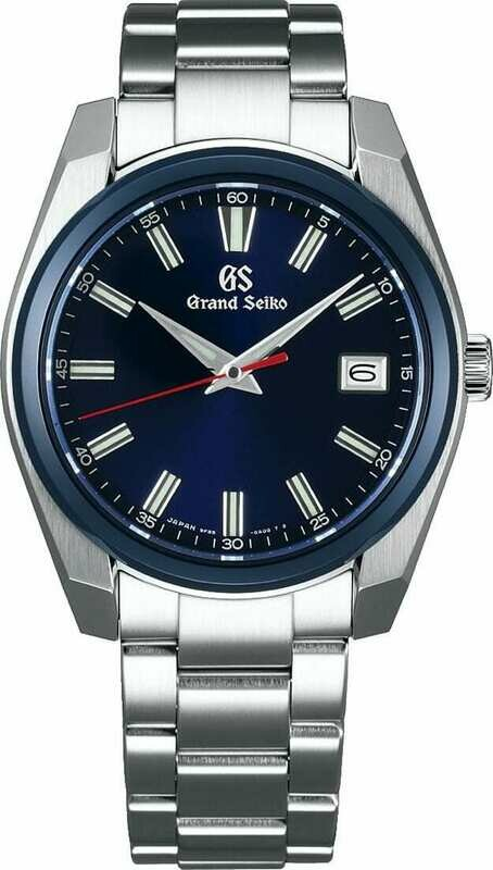 Grand Seiko SBGP015 Limited Edition