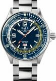 Ball Engineer Master II Diver Worldtime 42mm Blue Dial