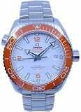 Omega Seamaster Planet Ocean 600M Master Chronometer Orange 215.30.44.21.04.001