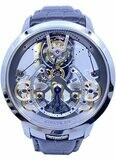 Arnold & Son Time Pyramid Tourbillon Steel 1TPDS.T01.A.C12