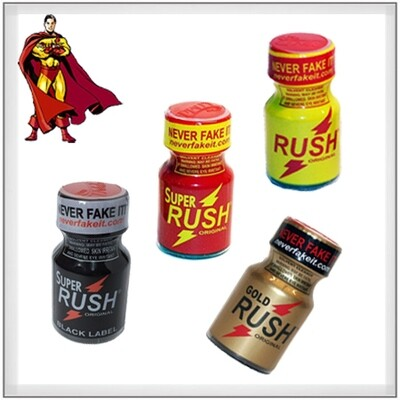 PWD RUSH Pack