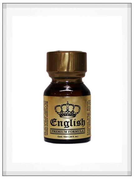 ENGLISH GOLD Premium Formula 10ml