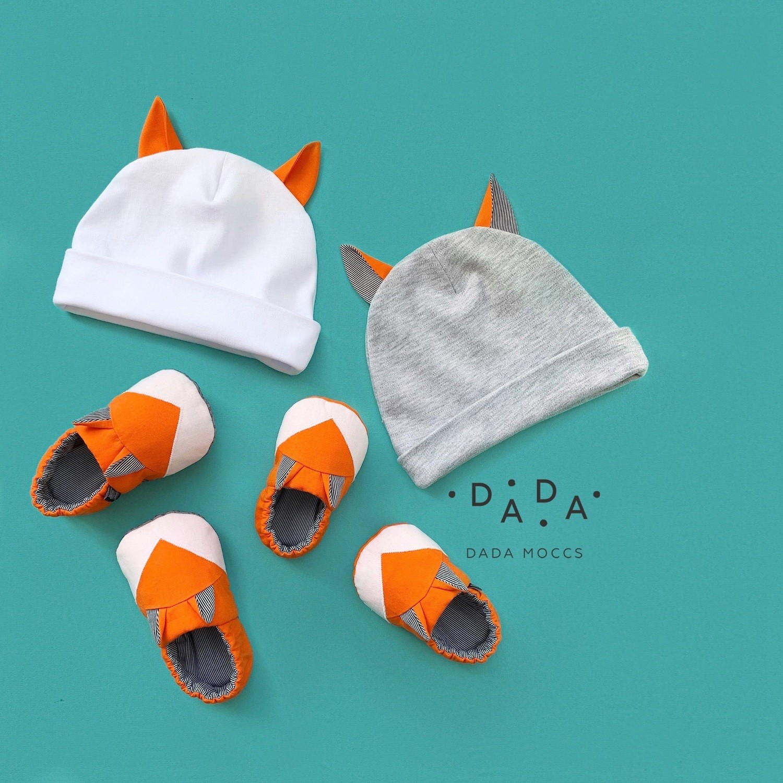 Комплект шапочка и моксы FOX