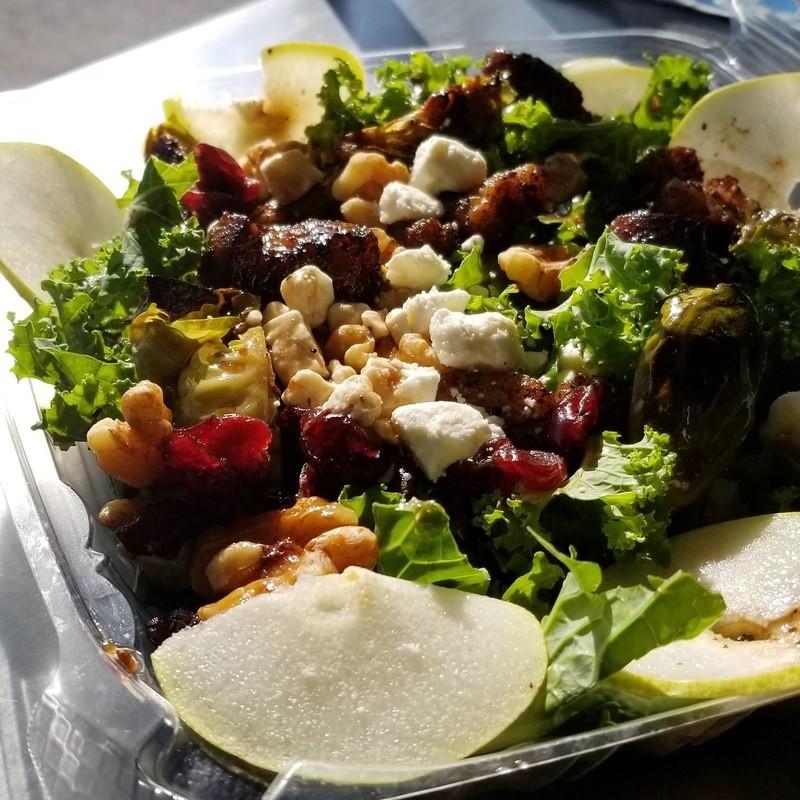 BOWL - Porkie Pear Pleasure Salad