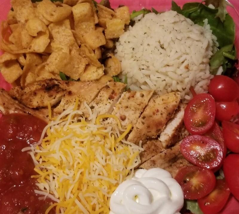 BOWL - Fiesta Salad