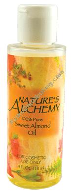 Sweet Almond Oil 4 Oz. (954785)