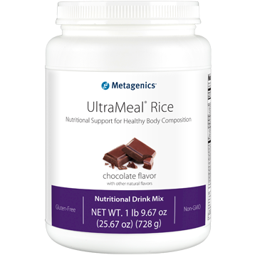 ULTRAMEAL RICE CHOCOLATE 26 OZ (UMCR)