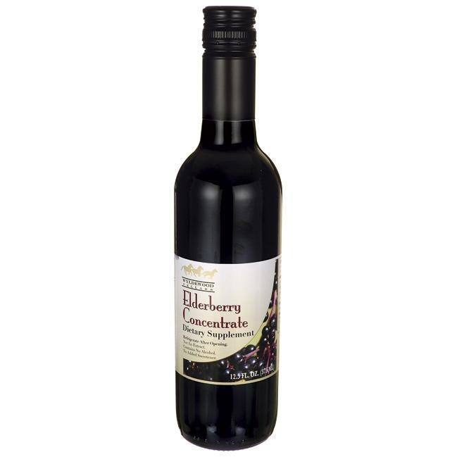 Elderberry Concentrate 12.5 oz  (670204)