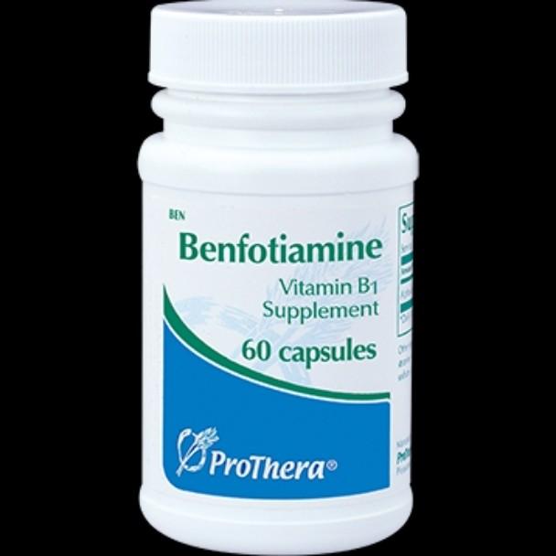 BENFOTIAMINE 60 CAPS (EE P01275)